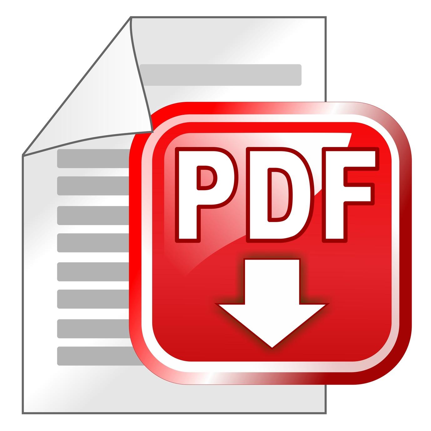 pdf Button